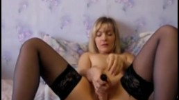 Hot wife puts on a helluva show