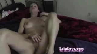 Filmes Porno - Lelu Love - Lelu Love Creampie Jerkoff Incentivo