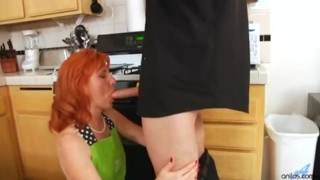 Milf cock firecrotch hairy sucking pussy oral