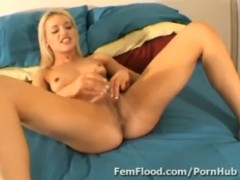 First Time Squirting Orgasms with The Wand