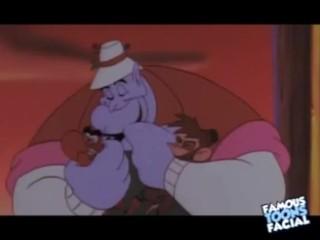 Preview 1 of Disney Porn: Alladin Fuck Jasmine