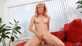 horny amateur mature wife squirts while her pussy gets slapped