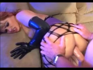 Real Army Female Porn Photo Anal And Atm In Fencenet Pantyhose Boots A Corset And Gloves, Fetish
