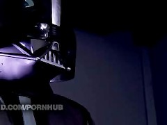 Darth Vader Getting A Blowjob From Princess Leia Parody