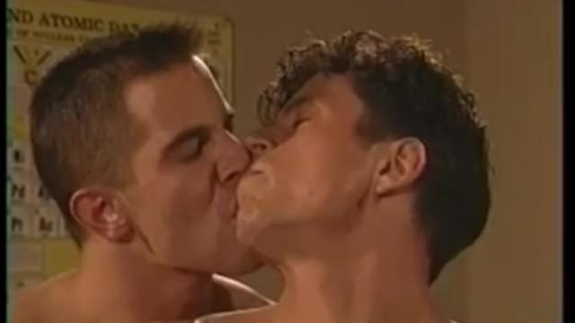 Adam zacherl gay - Cram course sex ed 03 - scene 3