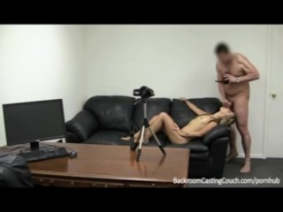 Cocktail Waitress Double Penetrated