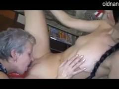 Mom and her dildo