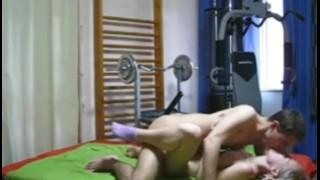 Little sex workout