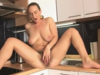 Women talking dirty while masturbating