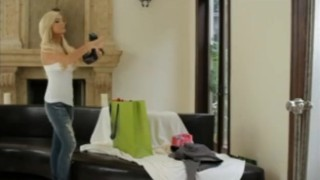 Preview 1 of Passion-HD Cheating Housewife Dressed For Pleasure
