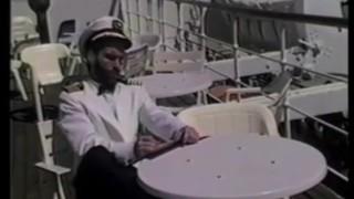 Caribbean cruising scene  sucking off