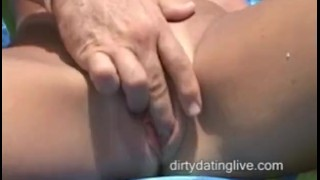 Cock crazy cougars suck dick in public