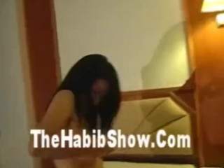 Asian Hood rat lets a tourist dick her down