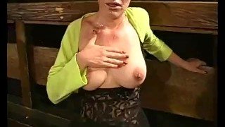 Hot blondes and fucking licking orgy sclip