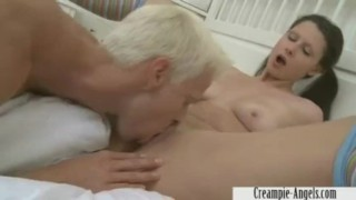 Preview 4 of Her pussy will be filled with hot and sticky jizz