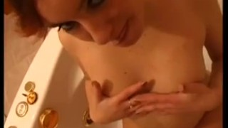 European Cum Eating Girls - Scene 5