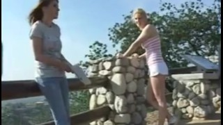 Lesbians On The Loose - Scene 3