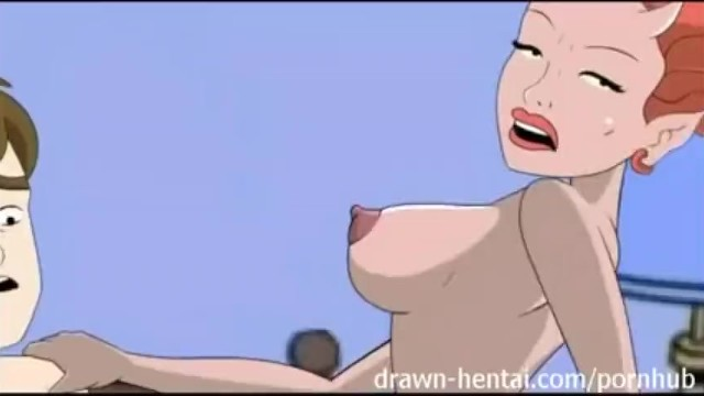 Drawn porn simpsons Ugly american sex