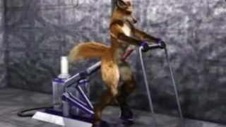 Preview 3 of Taurin Fox Yiff Machine