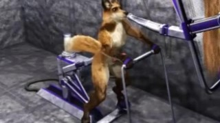 Preview 4 of Taurin Fox Yiff Machine