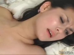 Hot Japanese babe Maria Ozawa deeply fucked