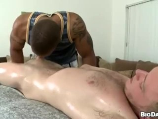 Country Boy gets His dick sucked