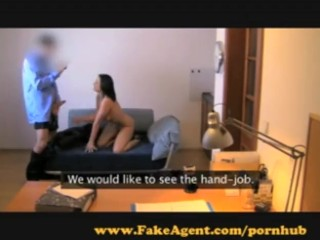 Megan Ashli Naked FakeAgent. Suspicious student still surrenders her body