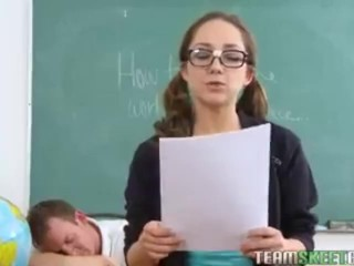 Innocenthigh brunette schoolgirl remy lacroix teen pussy fucked