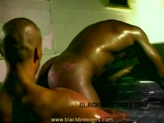 Huge Black and Raw!