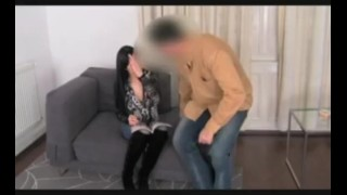 Anal ever best and loves fakeagent tits blowjob of