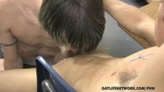 To stress fuck twinks relieve twinks fucking