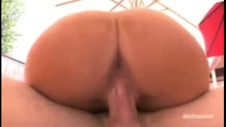 Sweet Young Venice IS Fucking Cock And Toys Outside