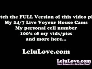 Lelu Love-Small Penis Humiliation Asshole Worship