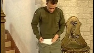Stud masturbation masturbation military