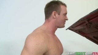 TittyAttack Big tits tattooed brunette pornstar Christy Mack hard