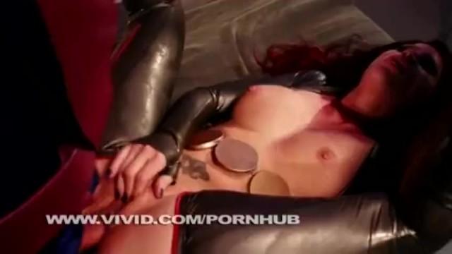 Μαύρη χήρα anime πορνό