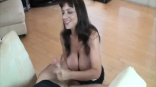 Free hand job sandras Sandra bollocks big tit sister with down syndrome loves cock