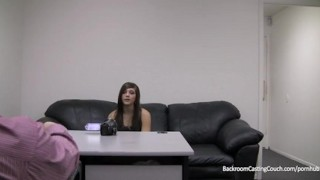 Casting Couch Creampie