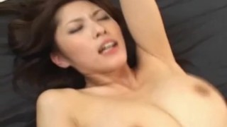 Hottest Asian Ricko Tachibana hammered by cock!  japanese avidolz.com bigtits stockings facial cumshot asian blowjob