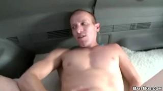 The in car hardcore anal fucking hunk fucking