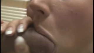 GF Nerin Blows Me In Bathroom Big mature
