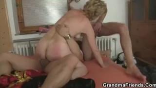 giant granny pussy