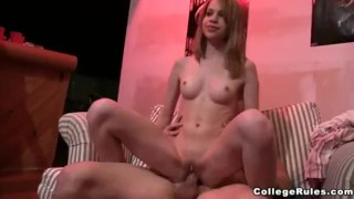 Petite College Cutie Fucks At Keg Party  keg party collegerules.com college homemade cutie party young hardcore 18 amatuer teens real petite tight teenager natural tits