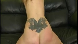 Two Guys Roughly Slamming Her Muff  rough 3some groupsex facialabuse.com big tits threesomes extreme busty