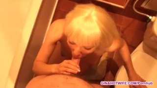 AMAZING AMATEUR BLOWJOB