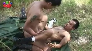 Young Asian Gay In Anal Fucking Gay sex