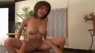 Big tits babe Miri Sugihara riding cock!  javhq.com masturbation hairy asian black blowjob cumshot bigtits milf japanese mature facial housewives
