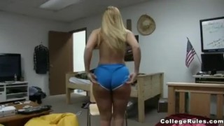 Juicy Bouncy Slutty College Asses