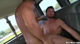 Hardcore Anal Fucking On The Bus