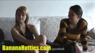 Horny czech lesbians in lapdance and blow job action Fuck young